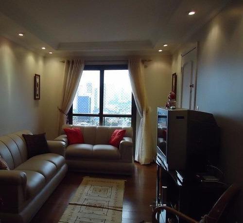 Apartamento Com 3 Dormitórios À Venda, 114 M² Por R$ 641.150,00 - Vila Formosa - São Paulo/sp - Ap0146