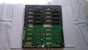Placa Backplane Servidor Dell Poweredge 2900 8 Portas