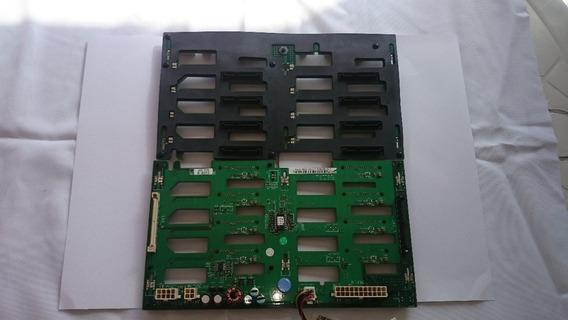 Placa Backplane Servidor Dell Poweredge 2900 8 Portas