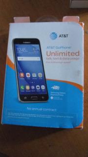 Caja De Samsung At&t Go Phone