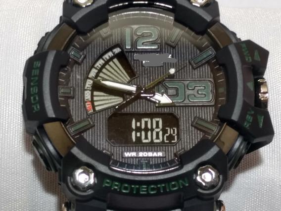 Relógio Esportivo Israel Digital/analógico