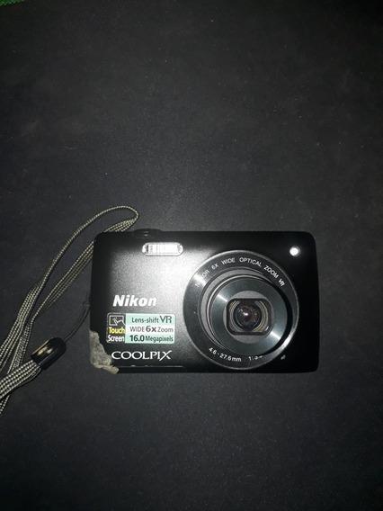 Câmera Nikon Coolpix S4300