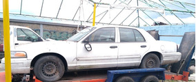 Interceptor 2001 4.6l Por Partes, Por Piezas, Deshueso.