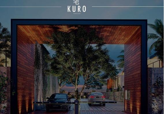 Exclusivos Departamentos kuro En Temozon Norte