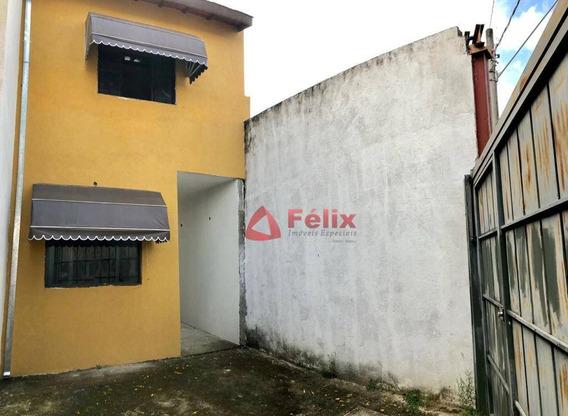Sobrado Com 3 Dormitórios À Venda, 98 M² - Vila São José - Taubaté/sp - So0682