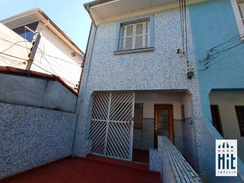 Imagem 1 de 29 de Sobrado Com 3 Dormitórios À Venda, 240 M² Por R$ 800.000,00 - Ipiranga - São Paulo/sp - So0583