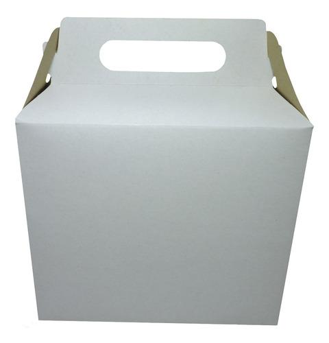 Cajita Feliz Cfz3 Sublimable X 50u Packaging Sublimar