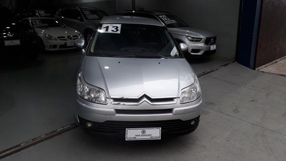 Citroën C4 Pallas 2.0 Glx Flex 4p 2013