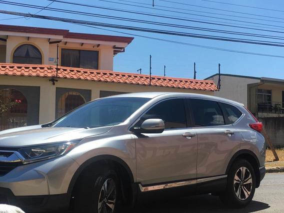 Honda Cr-v Lx-automático