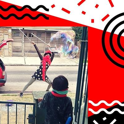 Animacion Show Circo Burbujas A La Puerta De Tu Casa Zoom