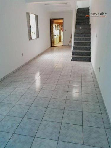 Sala Para Alugar, 66 M² Por R$ 3.200/mês - Centro - São Bernardo Do Campo/sp - Sa0318