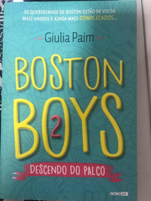 Livro Boston Boys 2