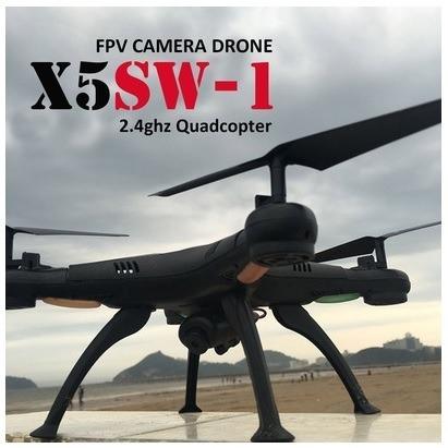 Drone Hiinst X5sw-1 Câmera Hd Wifi, 4 Canais 6 Eixos