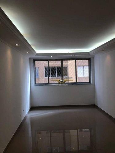 Imagem 1 de 30 de Apartamento De 3 Dormitórios, Com Suíte,  Todo Reformado, Ao Lado Da Unicid-metrô Carrão, Por R$ 520.000,00  ! - Ap2938