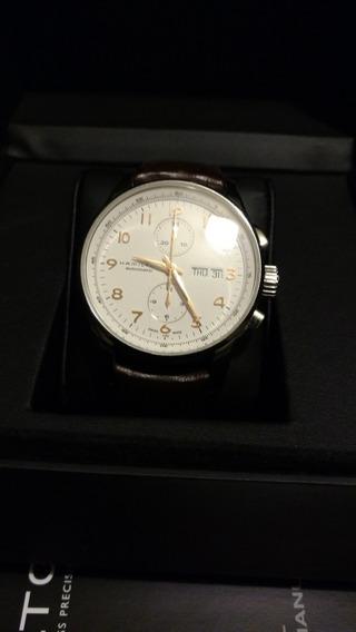 Reloj Hamilton Jazzmaster Cronógrafo Automático