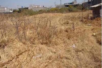 Terreno En Venta En La Colonia Luis Donaldo Colosio, En Ecatepec De Morelos, Estado De México