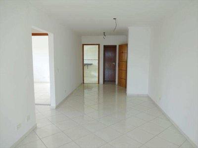 Apartamento Em Campo Da Aviação, Praia Grande/sp De 95m² 2 Quartos À Venda Por R$ 380.000,00 - Ap192827