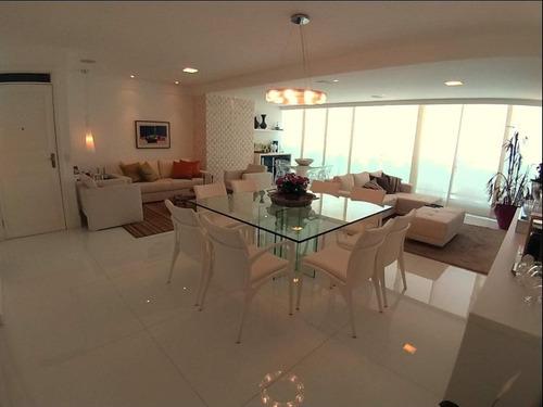Imagem 1 de 30 de Apartamento Com 3 Dormitórios À Venda, 130 M² Por R$ 1.480.000,00 - Horto Florestal - Salvador/ba - Ap1190