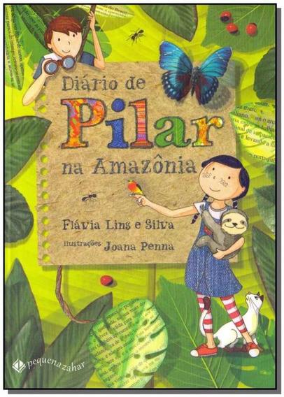 Diário De Pilar Na Amazônia - 03ed/19