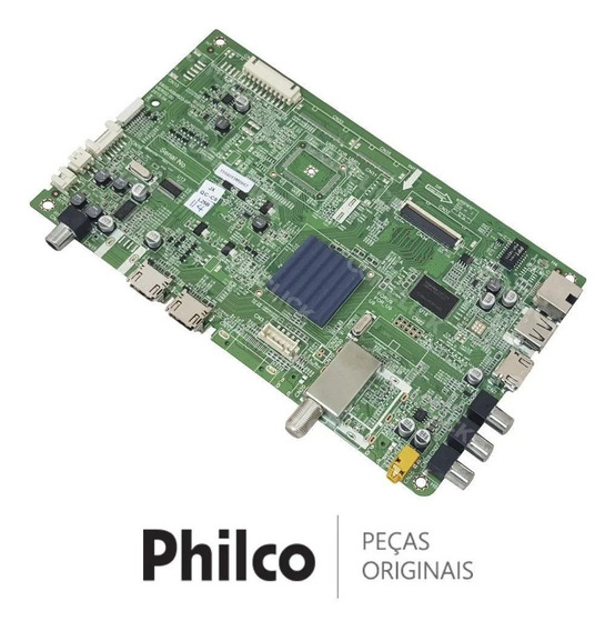 Placa Smart Tv Philco 43 49 55 E 58 Led Full Hd