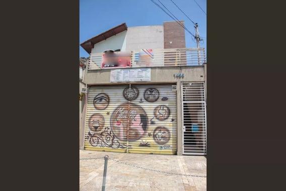 Casa Comercial De E Pisos Com Um Salão No Térreo E Diversas Salas Nos Andares De Cima - Dg3072