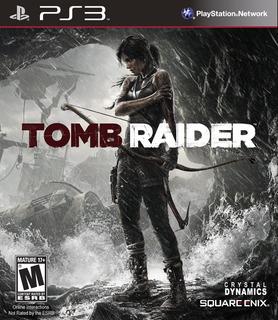 Tomb Raider Juego Ps3