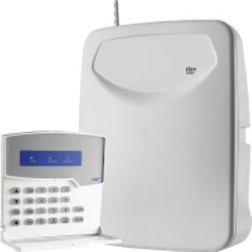 Central Alarme Tem Flex 1085 Wifi C/ Teclado Led