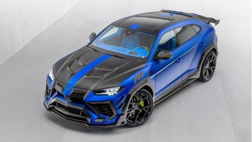 Imagem 1 de 14 de Lamborghini Urus  Mansory & Novitec 4p