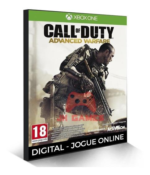 Call Of Duty Advanced Warfare Xbox One Digital Online