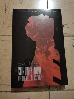 Cómic Batman El Contraataque Del Caballero Oscuro - Deluxe