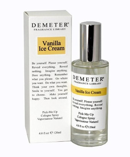 Vanilla Ice Cream By Demeter For Women. Pick-me Up Co