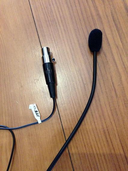 Microfone Condensador Direcional Jts Cx-500 F P/flauta