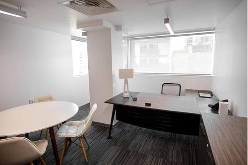 Imagen 1 de 5 de Oficina Amueblada En Renta De 8 M2 En Polanco