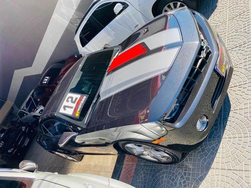 Imagem 1 de 11 de Chevrolet Camaro 2012 6.2 V8 Ss 2p