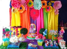 Mesas De Dulces, Decoraciones Temáticas Y Mucho Más!!
