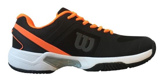 Zapatillas Wilson Set Tennis 2.0 Hombre Tenis Padel