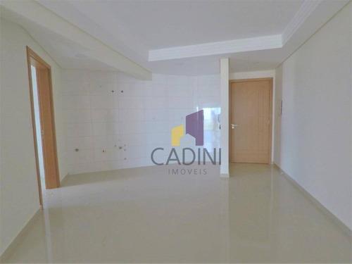 Apartamento À Venda - Centro - Cascavel/pr - Ap0579