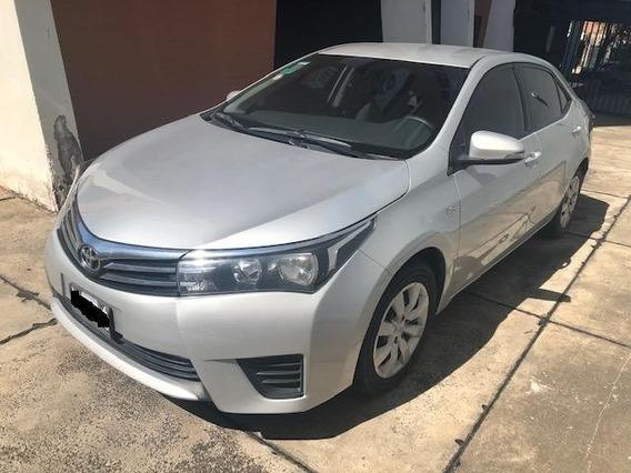 Toyota Corolla 1.8 Xli Con Gnc 2015