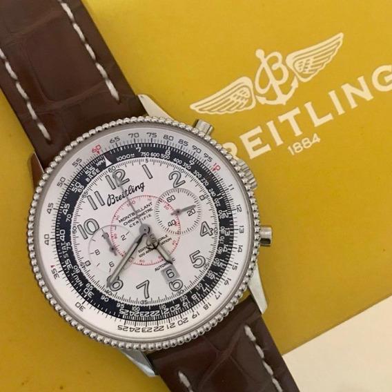 Breitling Navitimer Montbrillant Special Edition 100 Anos
