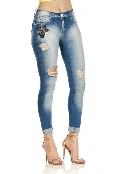Calças Empório Kit 6 Jeans Tamanhos Sortidos