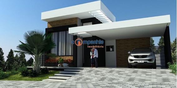 Terras Do Vale - Casa Em Condomínio A Venda No Bairro Condominio Residencial Terras Do Vale - Caçapava, Sp - 2382
