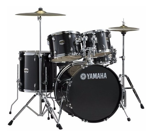 Imagen 1 de 3 de Batería Yamaha Gigmaker Color Negro Piano Nueva