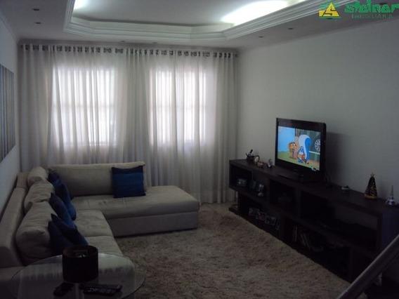 Venda Sobrado 3 Dormitórios Jardim Bom Clima Guarulhos R$ 700.000,00 - 23545v