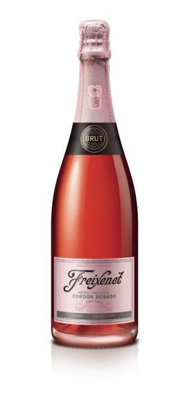 Vino Espumante Freixenet Rosado Brut 0,75 Litros