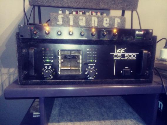 Amplificador Peavey Cs 500