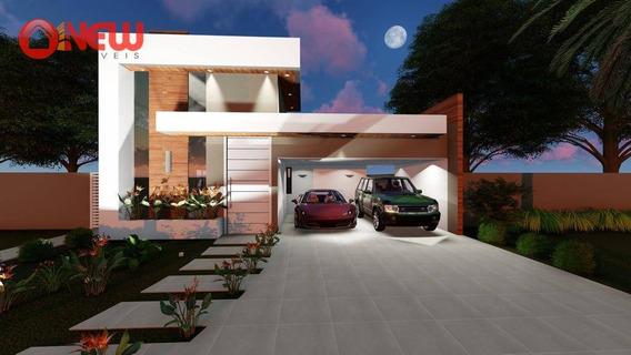 Casa Nova Alto Padrão - Aruã Brisas - Aruja/mogi - Ca0746