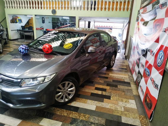Honda Civic Lxs 1.8 Mec.
