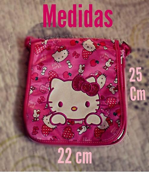 Bolso Bandolero Para Niñas De Hello Kitty Original Sanrio