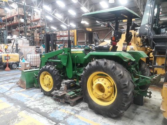 Tractor Jhon Deere Usado Operativo Agrícola