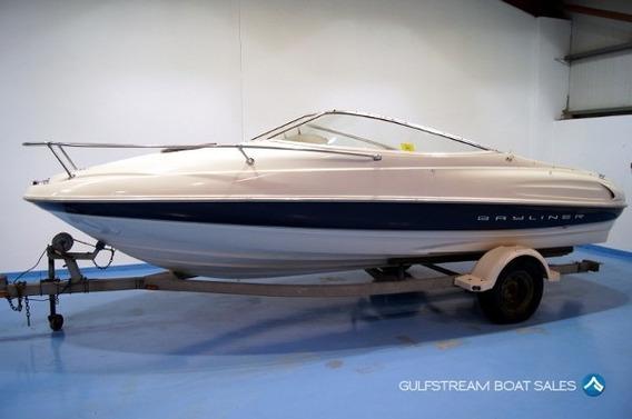 Impecable Lancha Bayliner 2052 Capri Cuddy